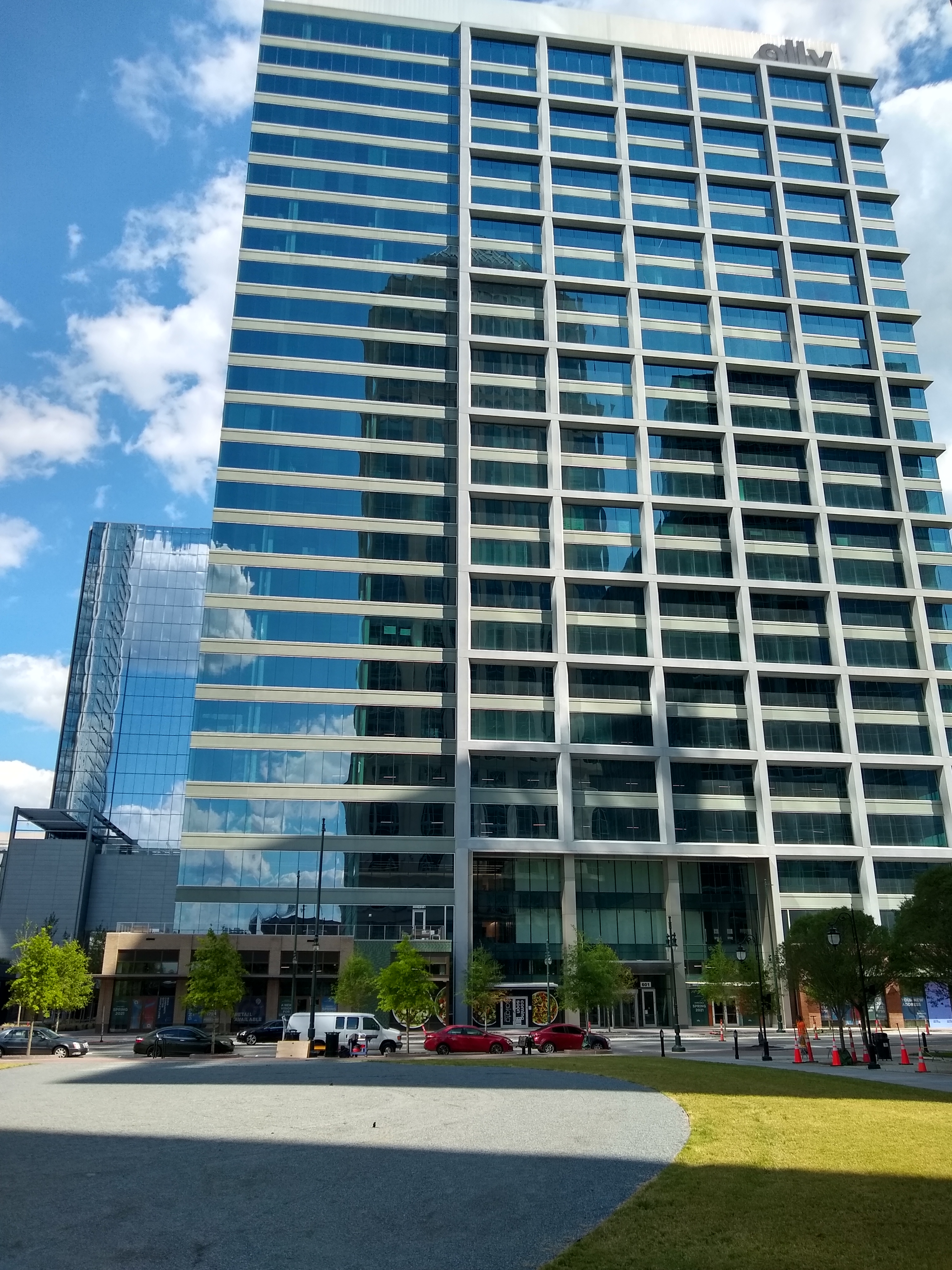 Ally Charlotte Center Wikipedia