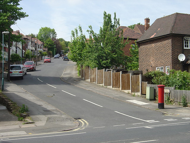 Alma Road - geograph.org.uk - 822342