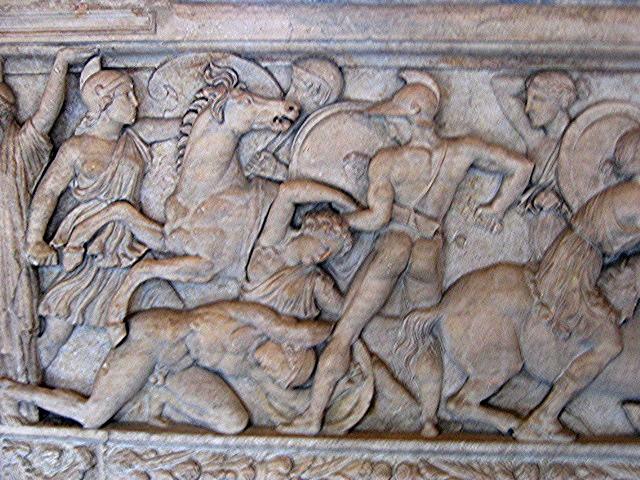 Amazonomachia Louvre Ma2119 2