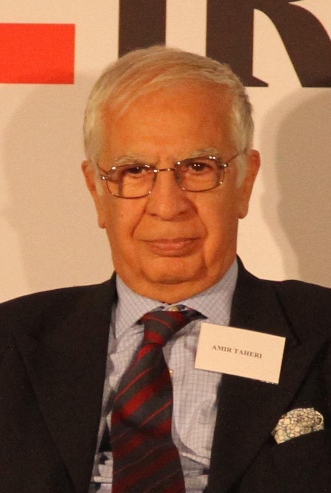 Amir Taheri - Wikipedia