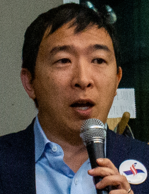 Andrew Yang - Simple English Wikipedia, the free encyclopedia Andrew Yang