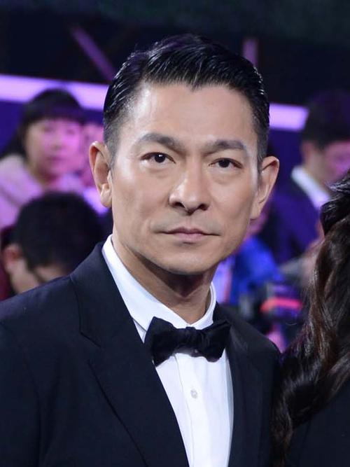 Er 60-år gammel 174 cm høj Andy Lau Tak-wah i 2021