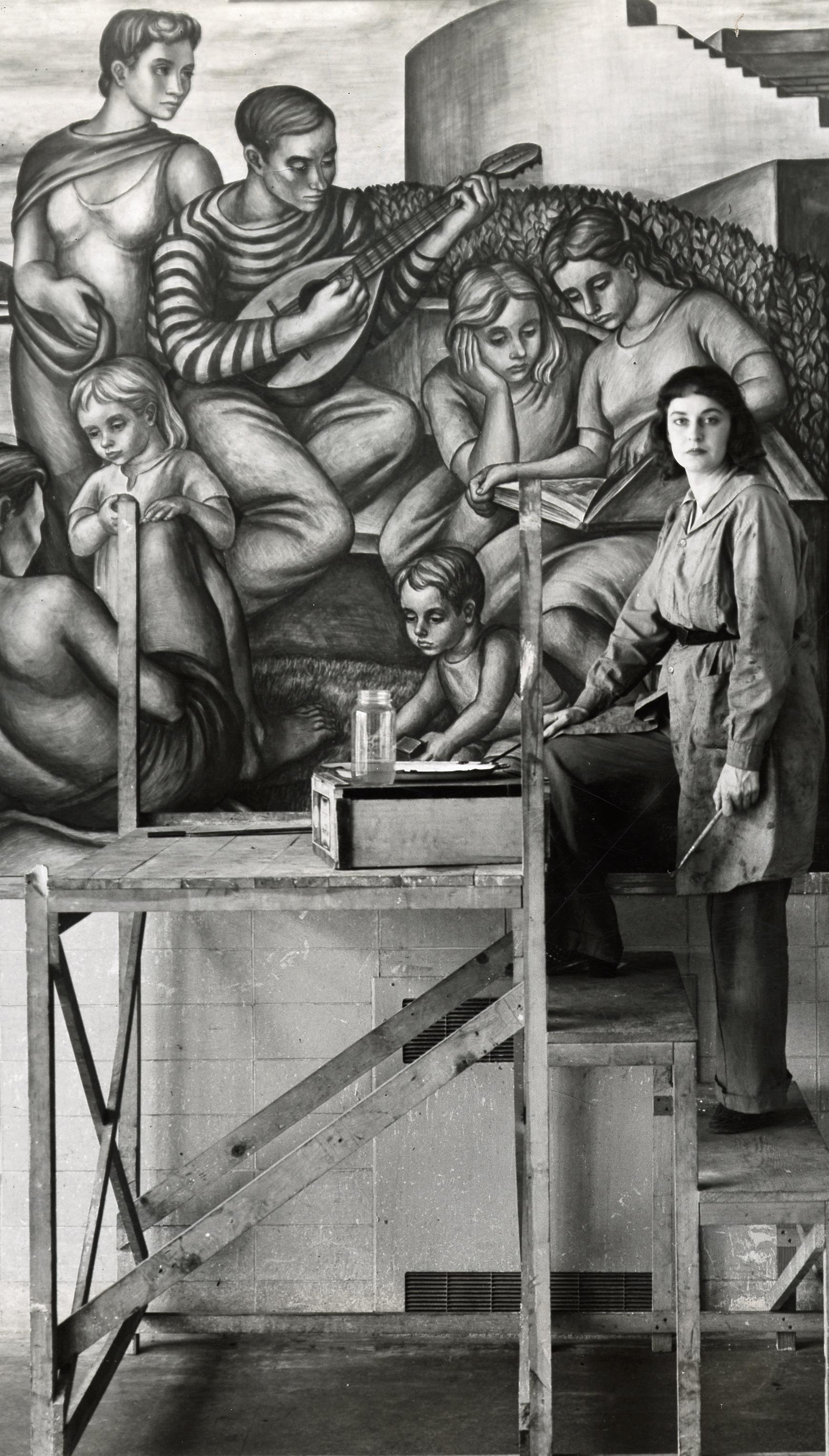 Marion Greenwood, 1940