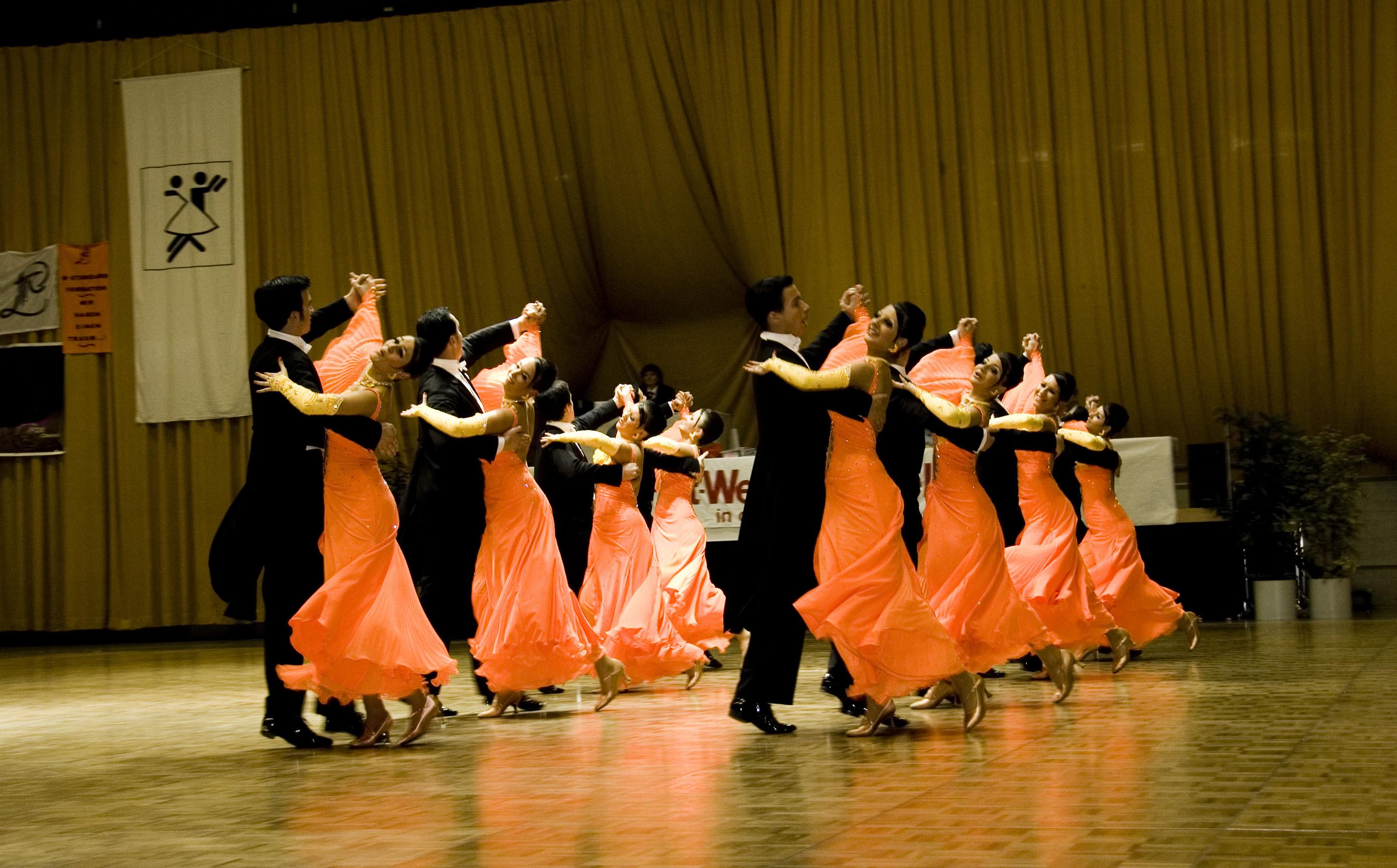 Танцы как вид искусства доклад 5698