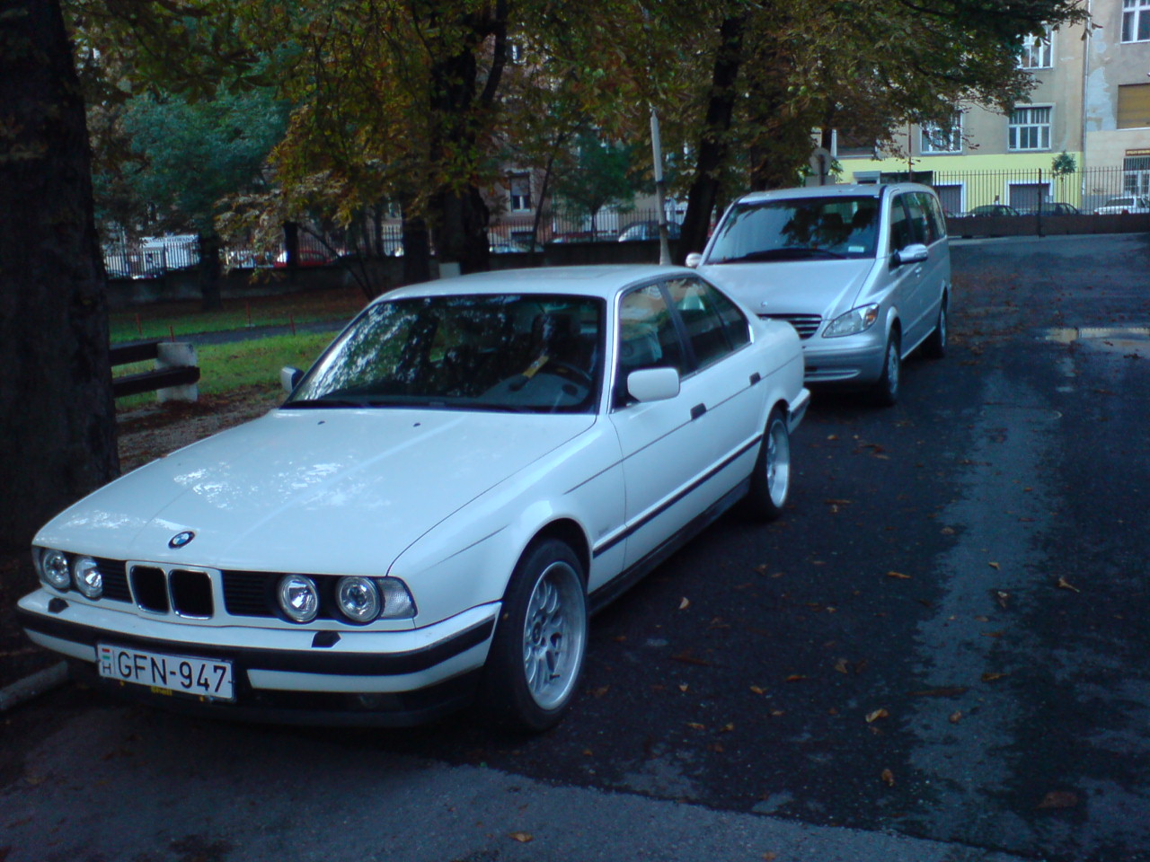 1990 bmw 525i 24v e34 related infomation specifications weili automotive network. Black Bedroom Furniture Sets. Home Design Ideas