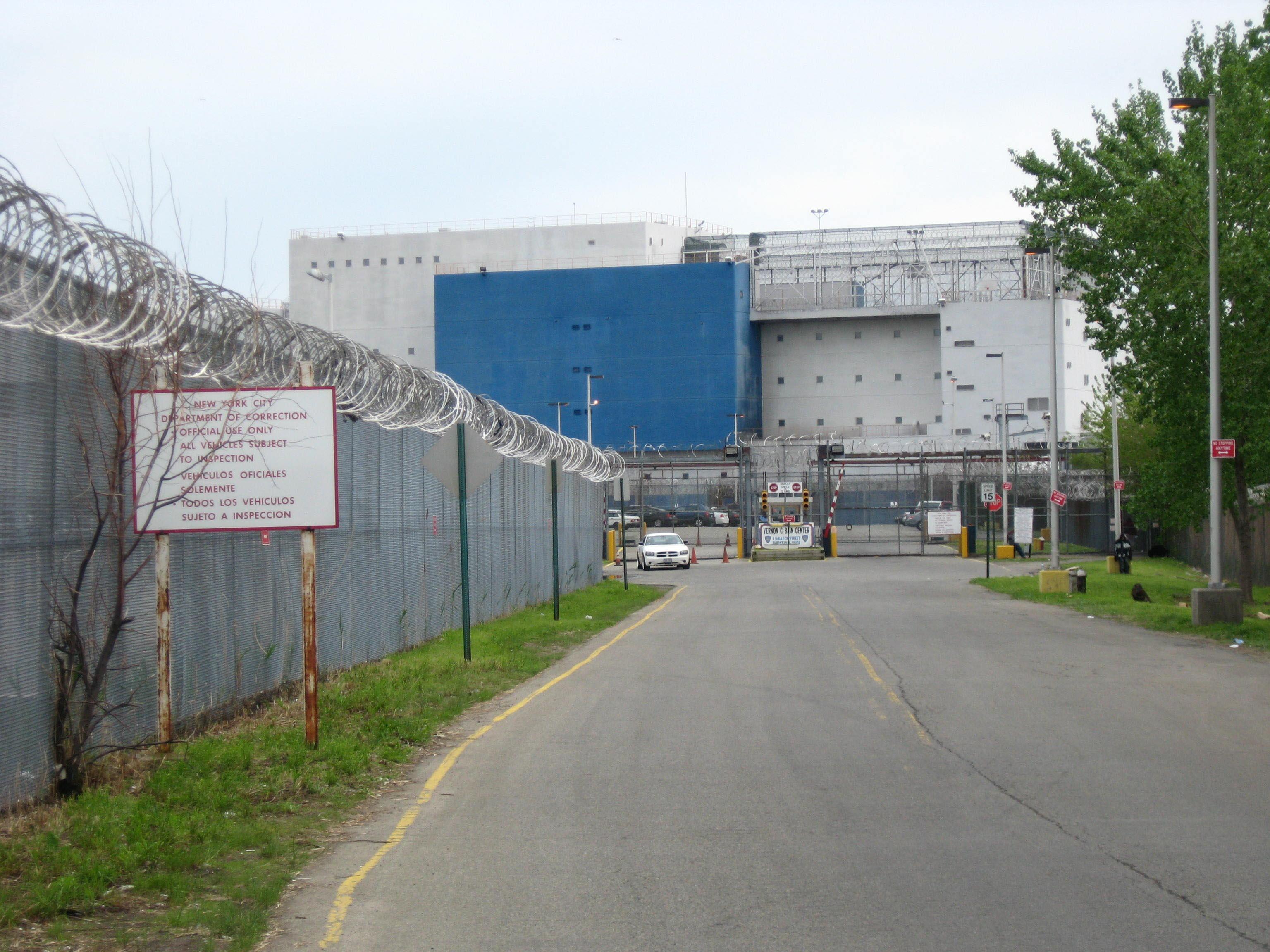 Vernon C  Bain Correctional Center - Wikipedia