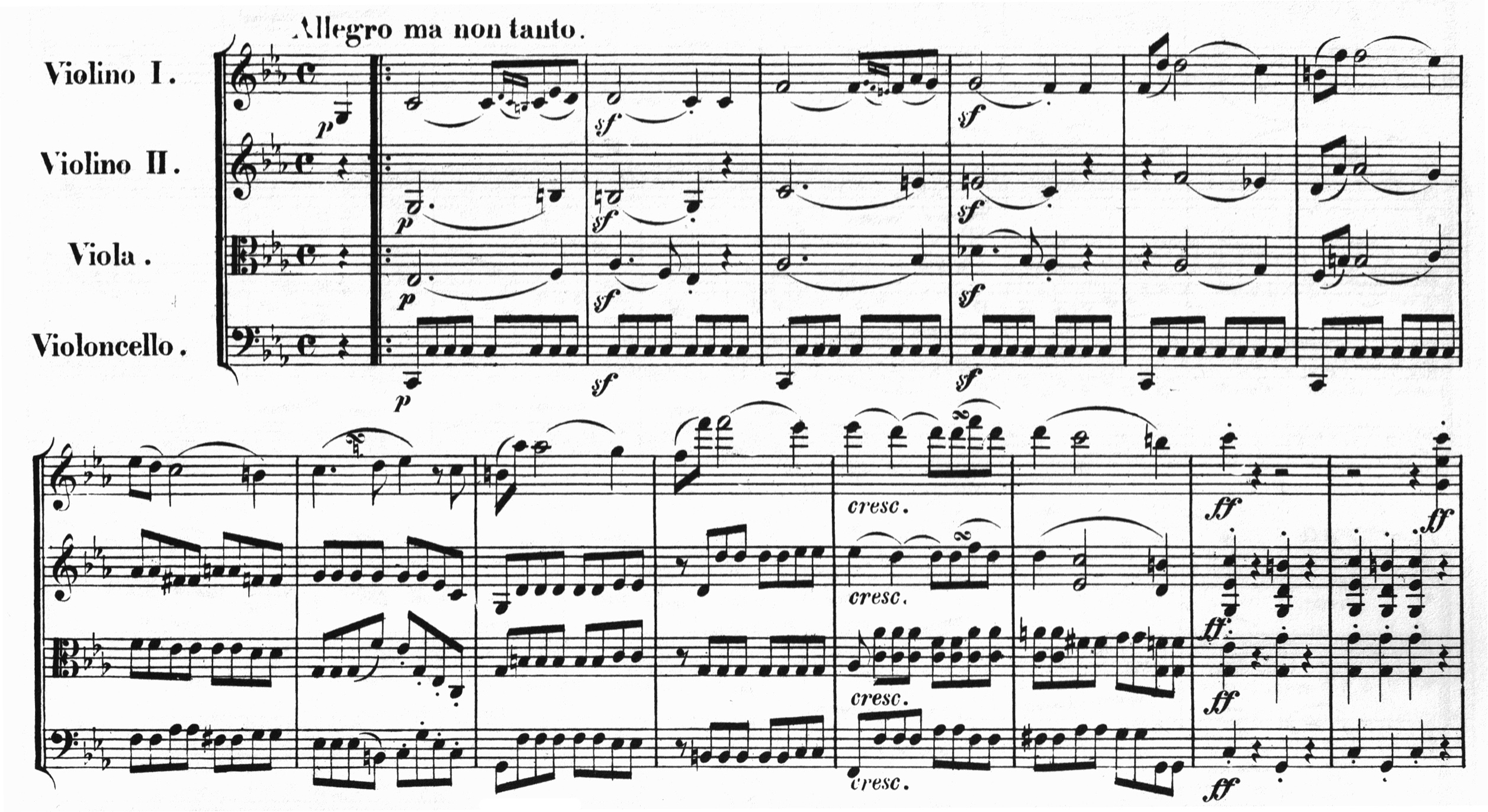 an analysis of the austrian composer joseph haydn Joseph haydn's string quartets, op 76 represent the apex of his  it really seems to defy conventional formal analysis and  joseph haydn and the.