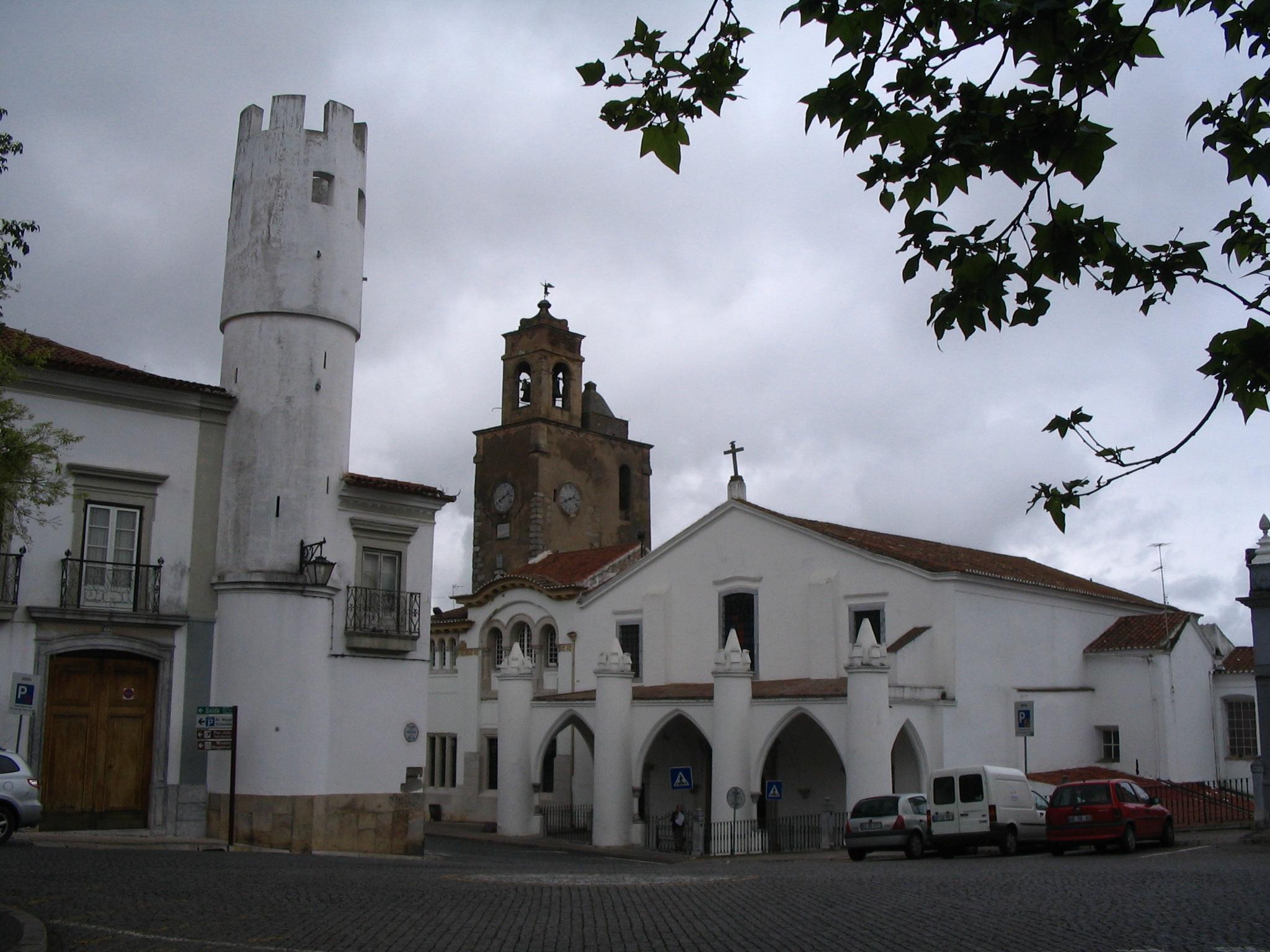 Beja Portugal  city photos : Description Beja Portugal Santo Amaro