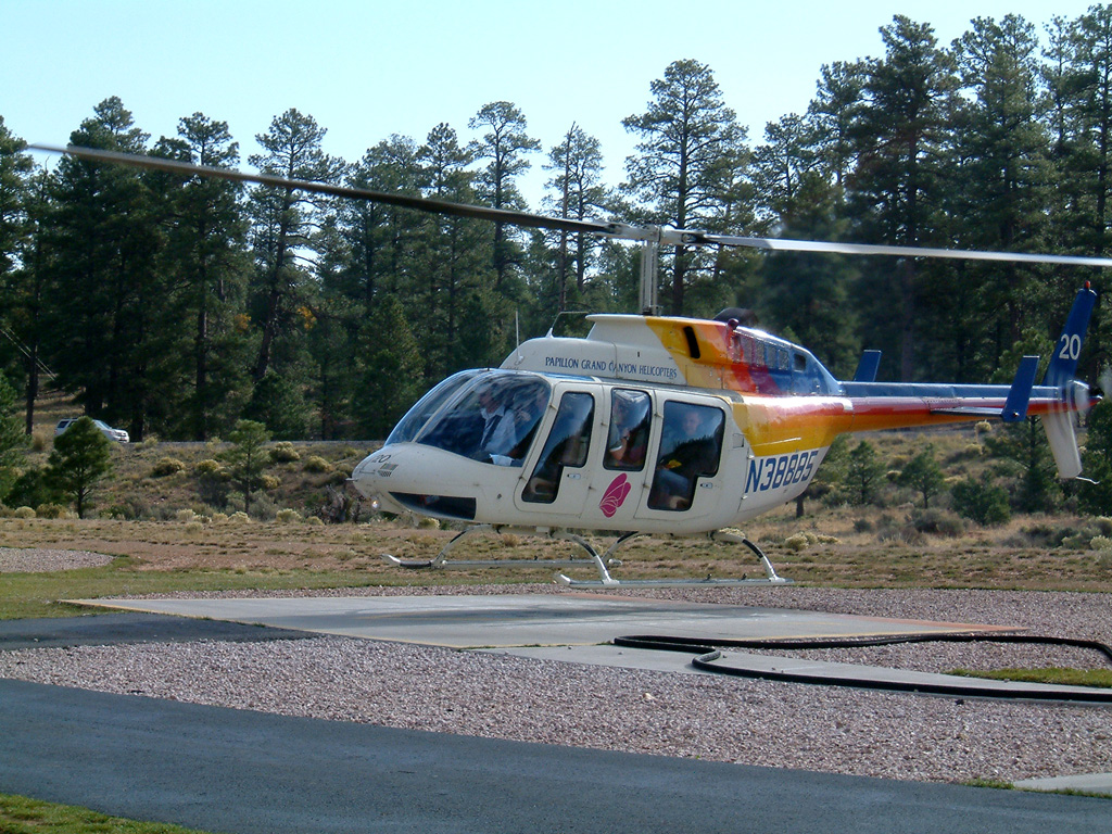 Grand Canyon Helicopter And Boat Tour
