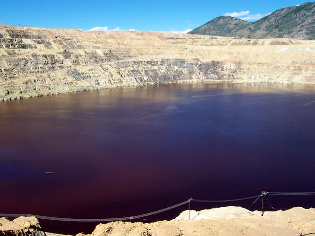 What Is Ppm >> Berkeley Pit - Wikipedia