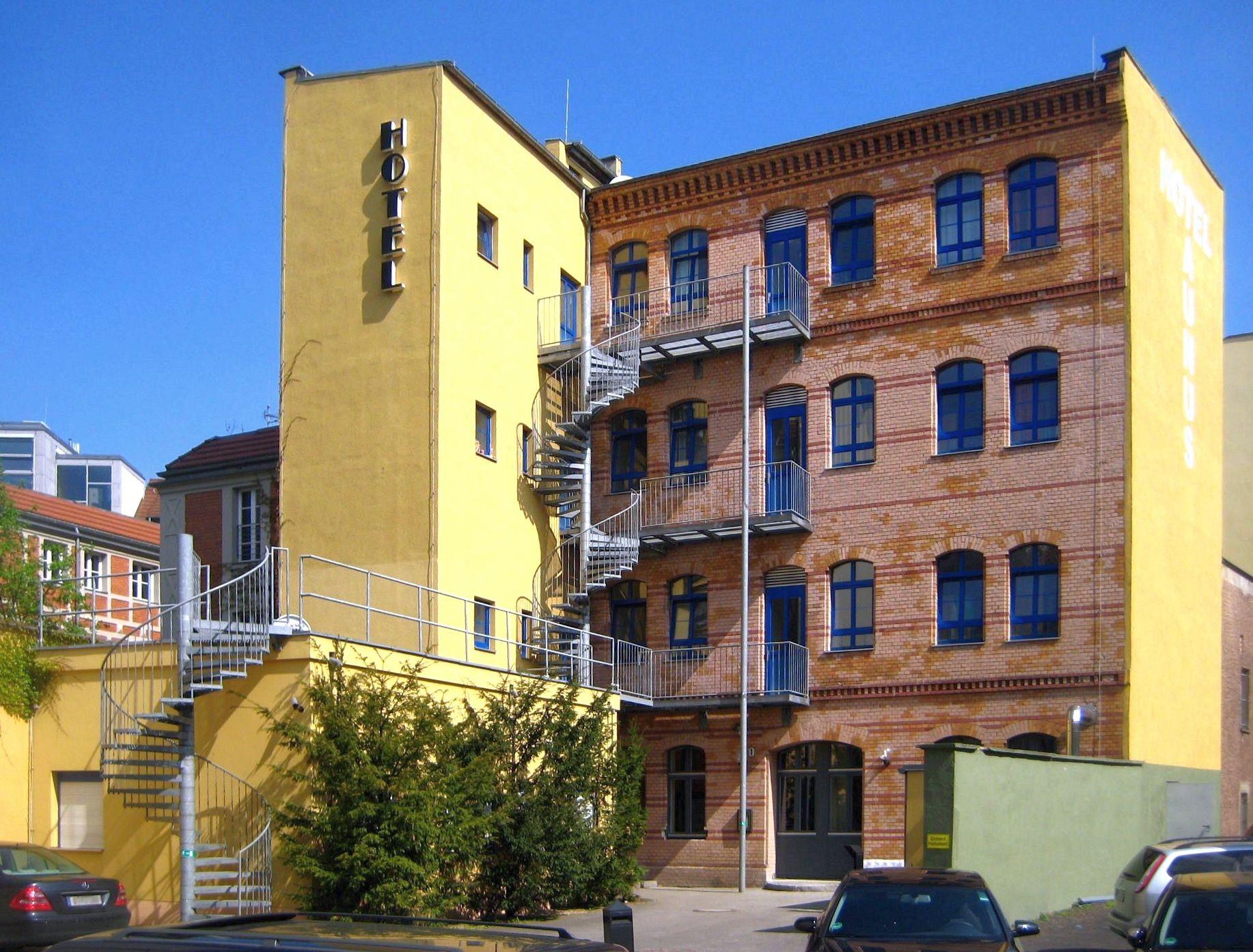 Hotel Berlin Mitte Fruhstuck