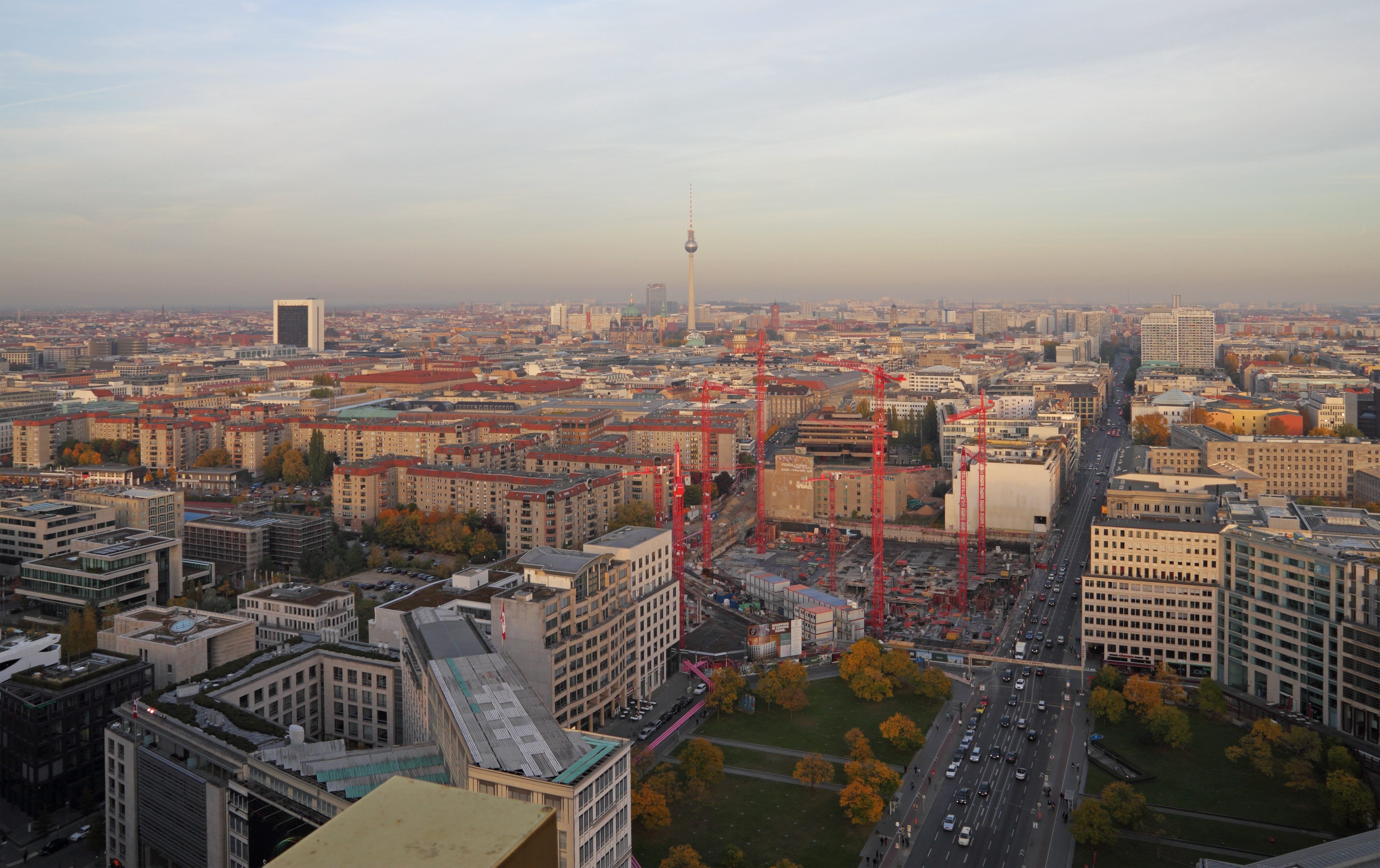 File:Berlin-Mitte 10-2012 View from Panorama Point img01 ...