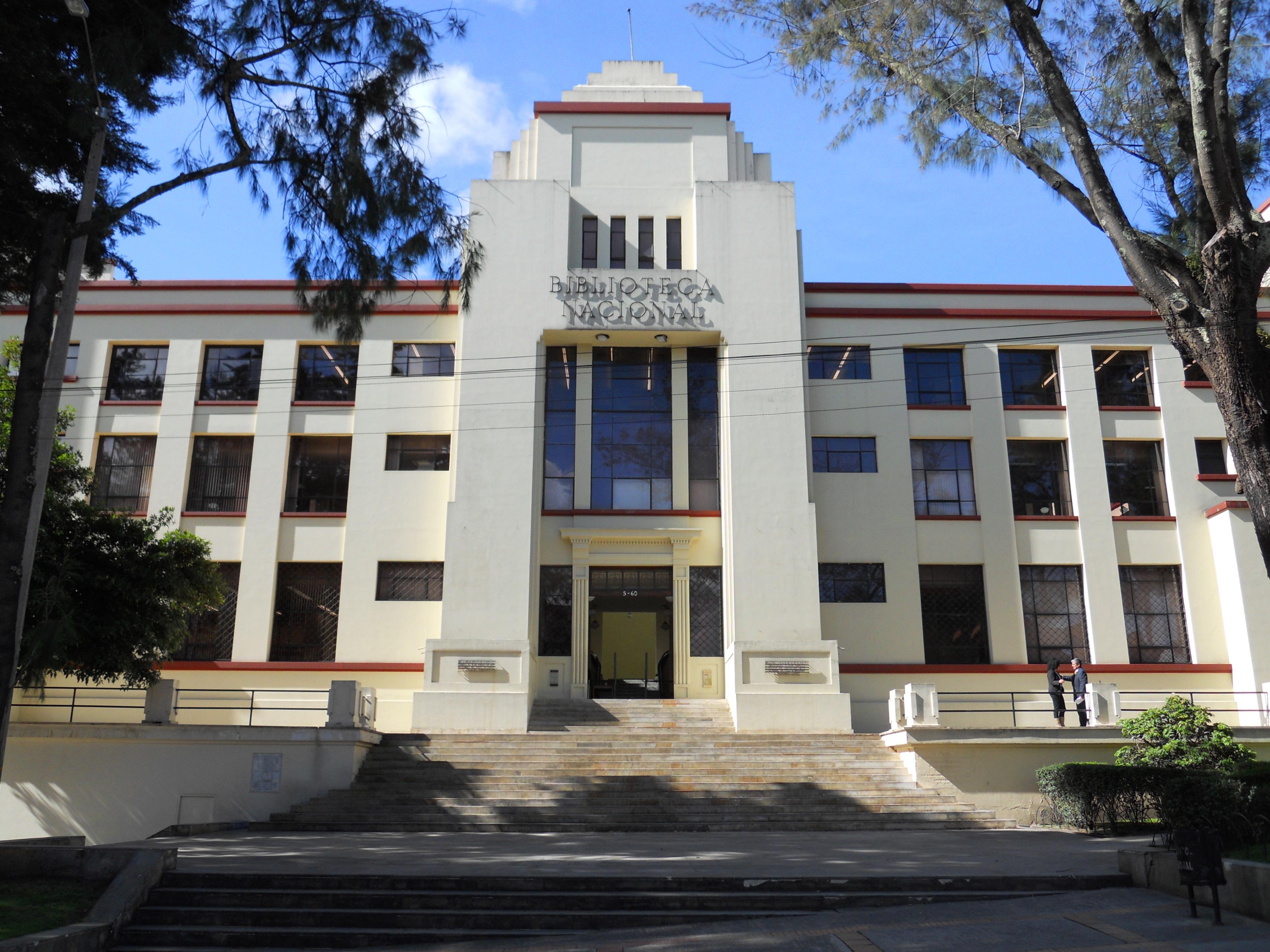 Biblioteca Nacional de Colombia - Wikipedia, la enciclopedia