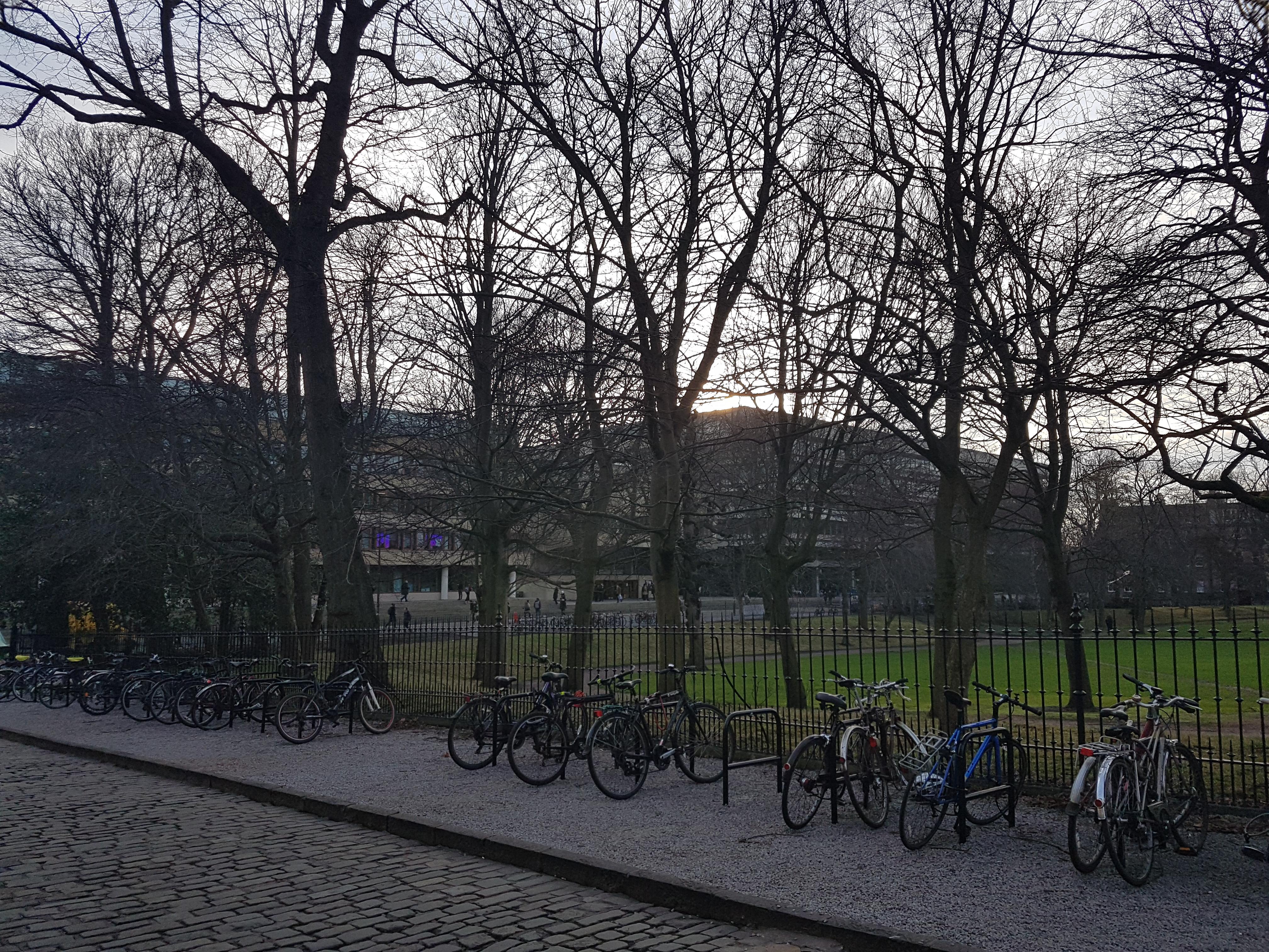 Image result for edinburgh university bike