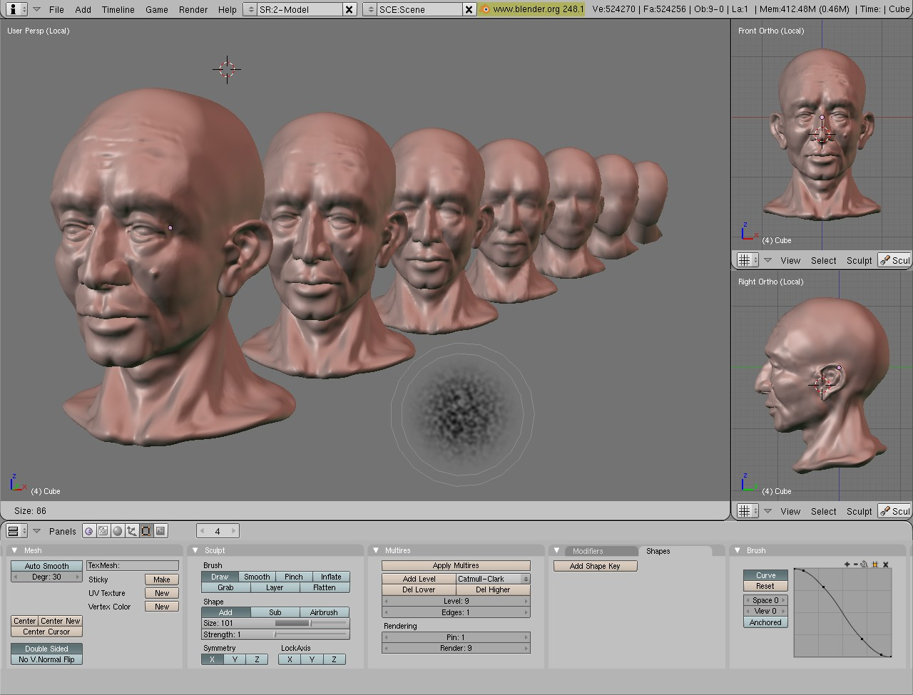 General At Tires >> File:Blender Sculpt and Multires.jpg - Wikimedia Commons