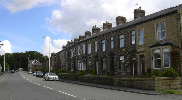 Bolton Road North, Edenfield - geograph.org.uk - 920710