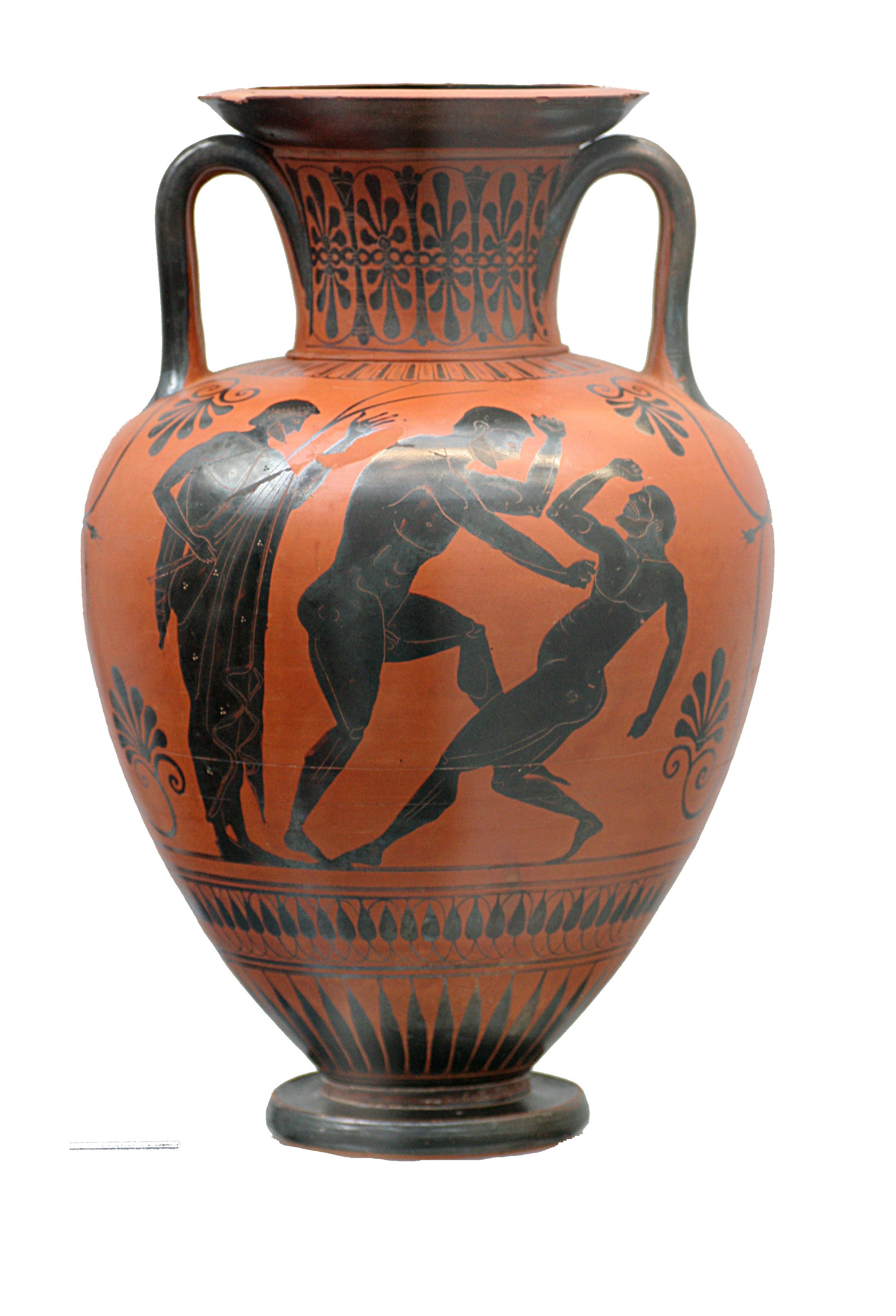 Typology of Greek vase shapes