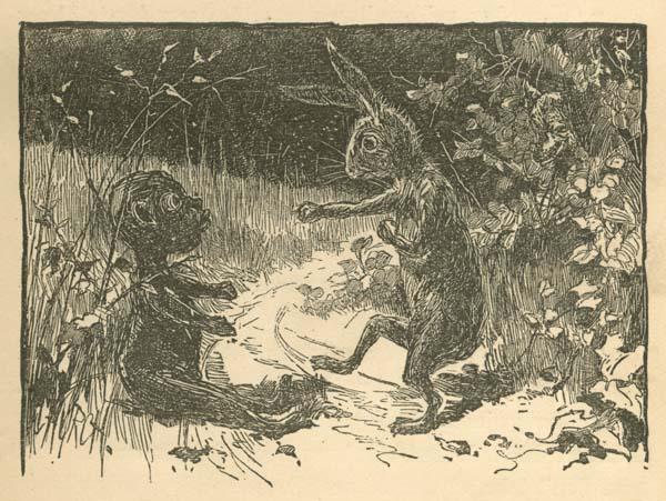 History of Brer Rabbit File Brer Rabbit And The Tar