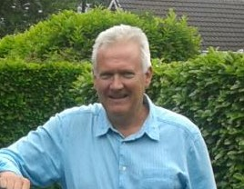 Brian McBride (director) British businessman