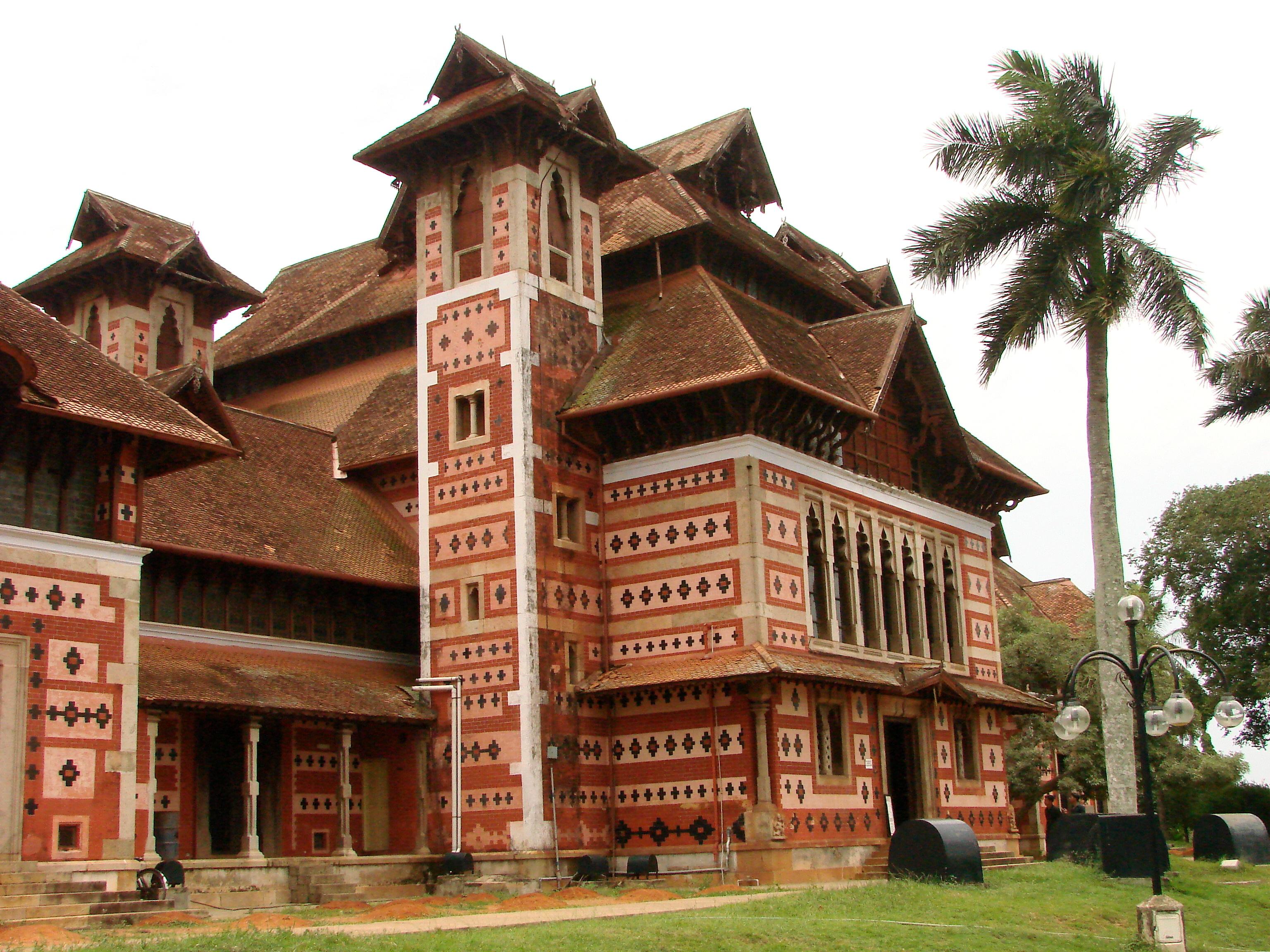 British Architecture In Kerala