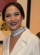 Bunga Citra Lestari Indonesian singer