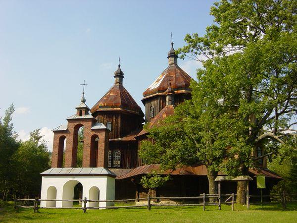 Bystre, Bieszczady County