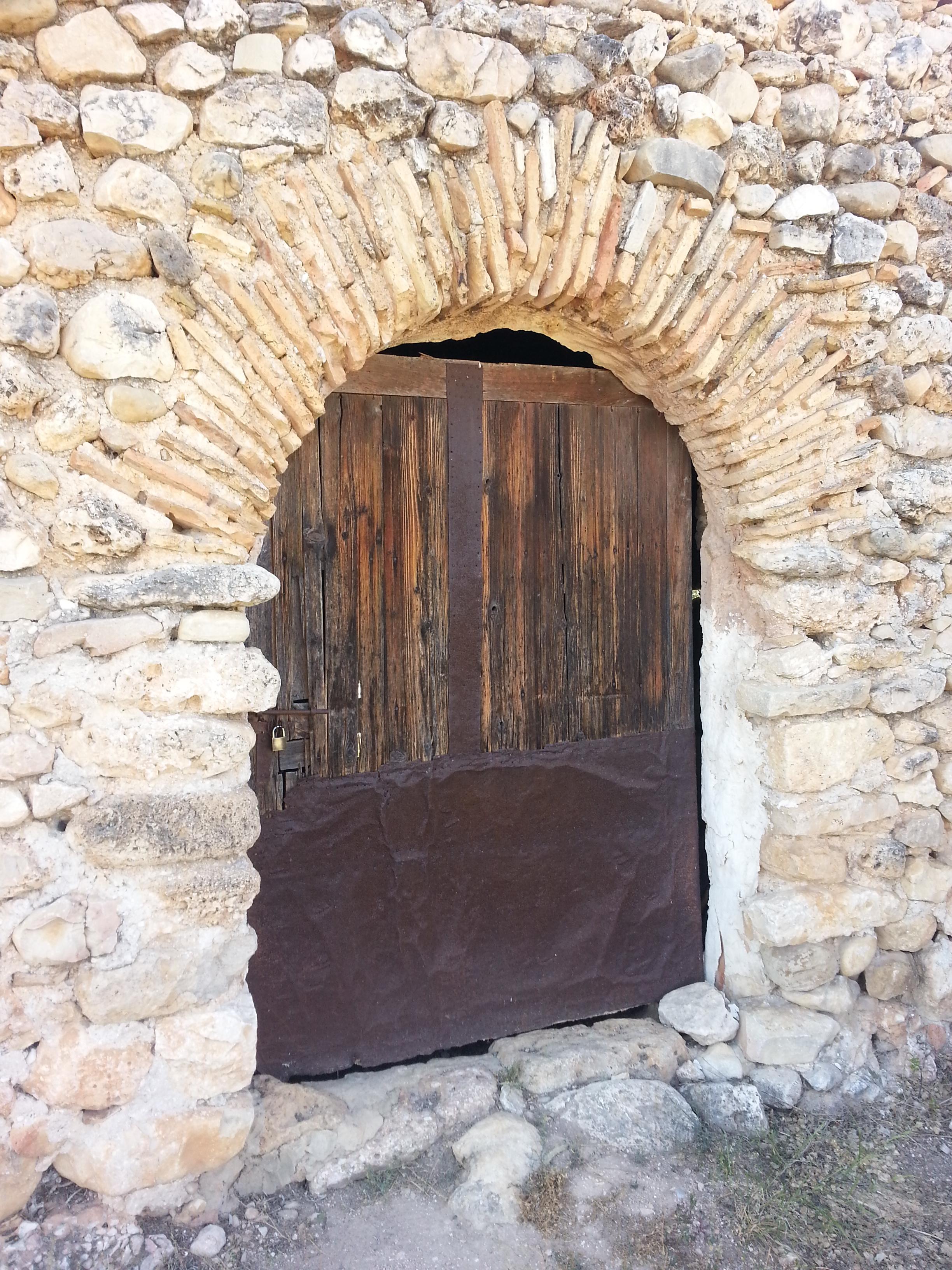 File can ssia puerta entrada con arco de medio - Puerta de entrada ...