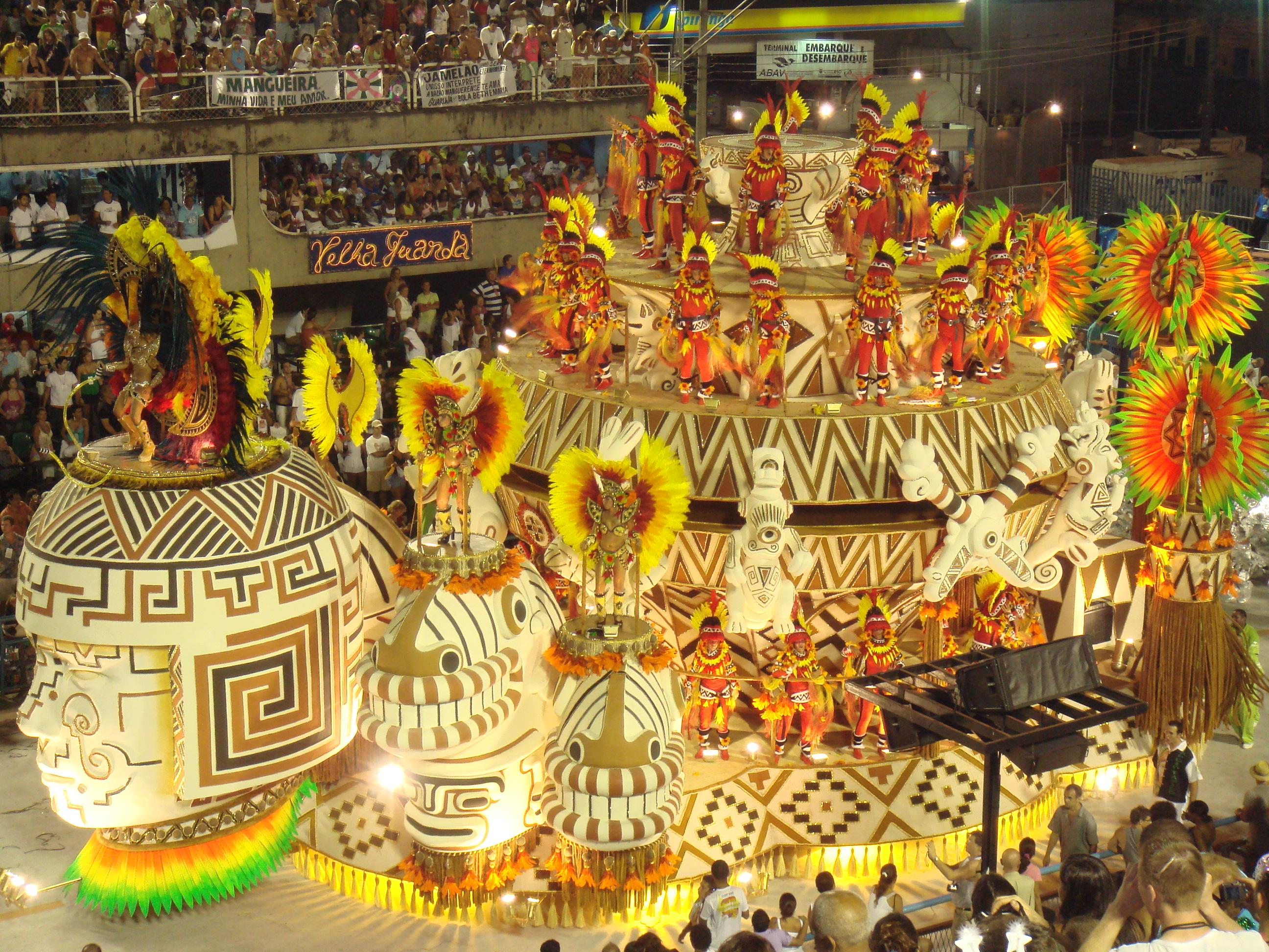 Karneval In Rio Hotel Inklusive Flug