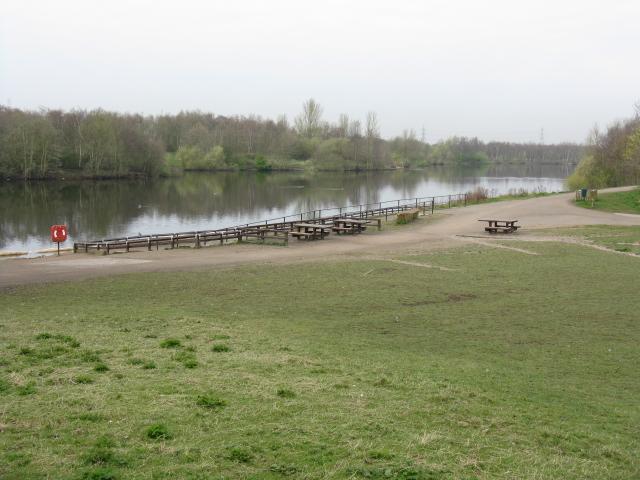 Chorlton Water Park - geograph.org.uk - 1231187