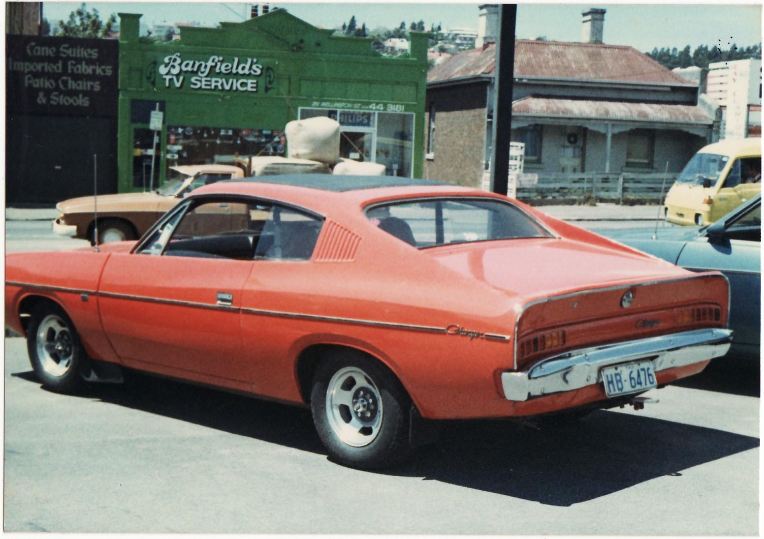 Chrysler charger australia