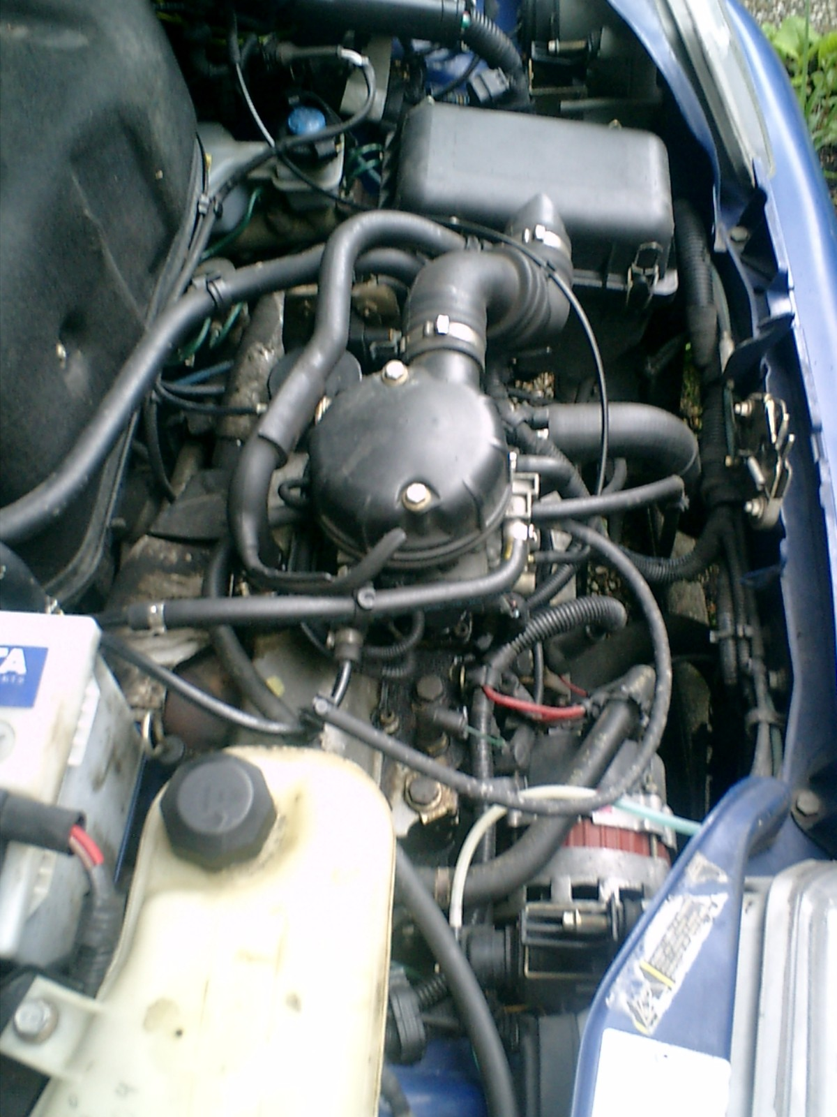 Fiat 100 Series Engine