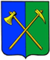 Coat of Arms of Gremyachinsky rayon (Perm krai) (2007).png
