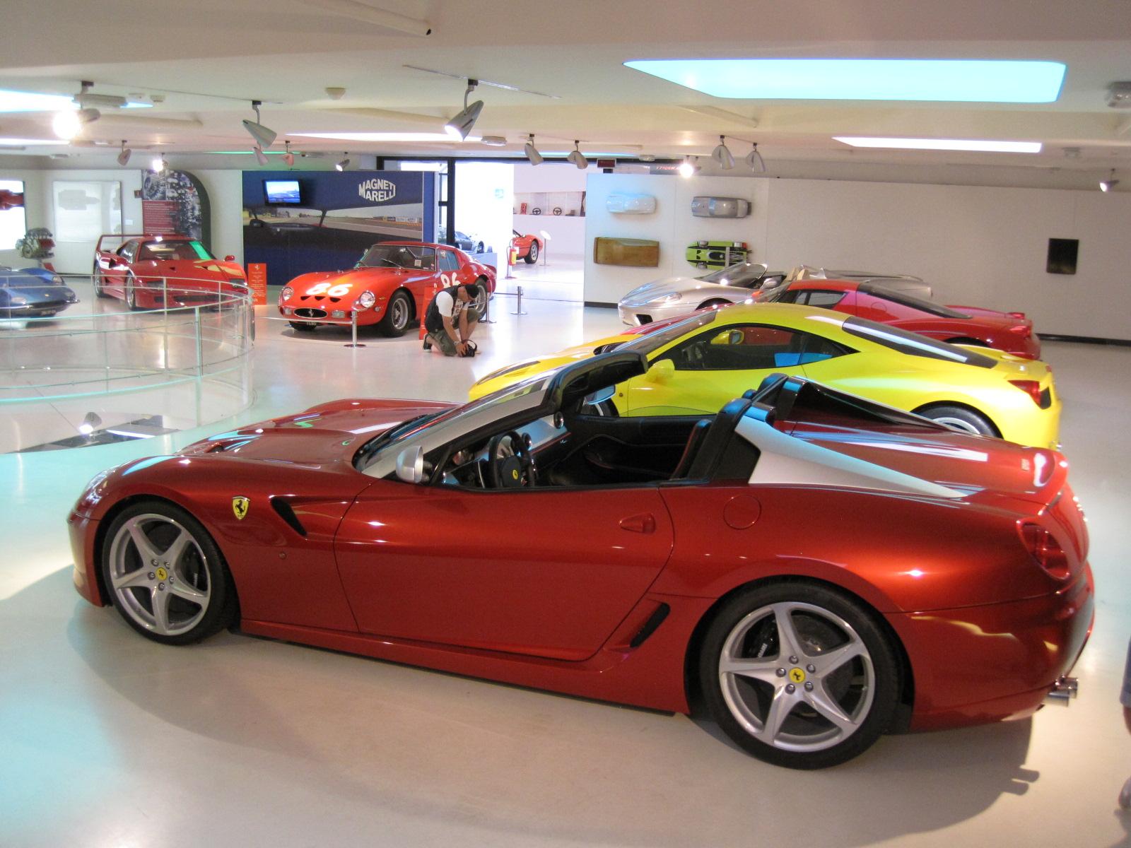 File Collection Car Mus 233 E Ferrari 056 Jpg Wikimedia Commons