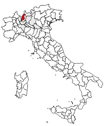 Brenna, Lombardy #