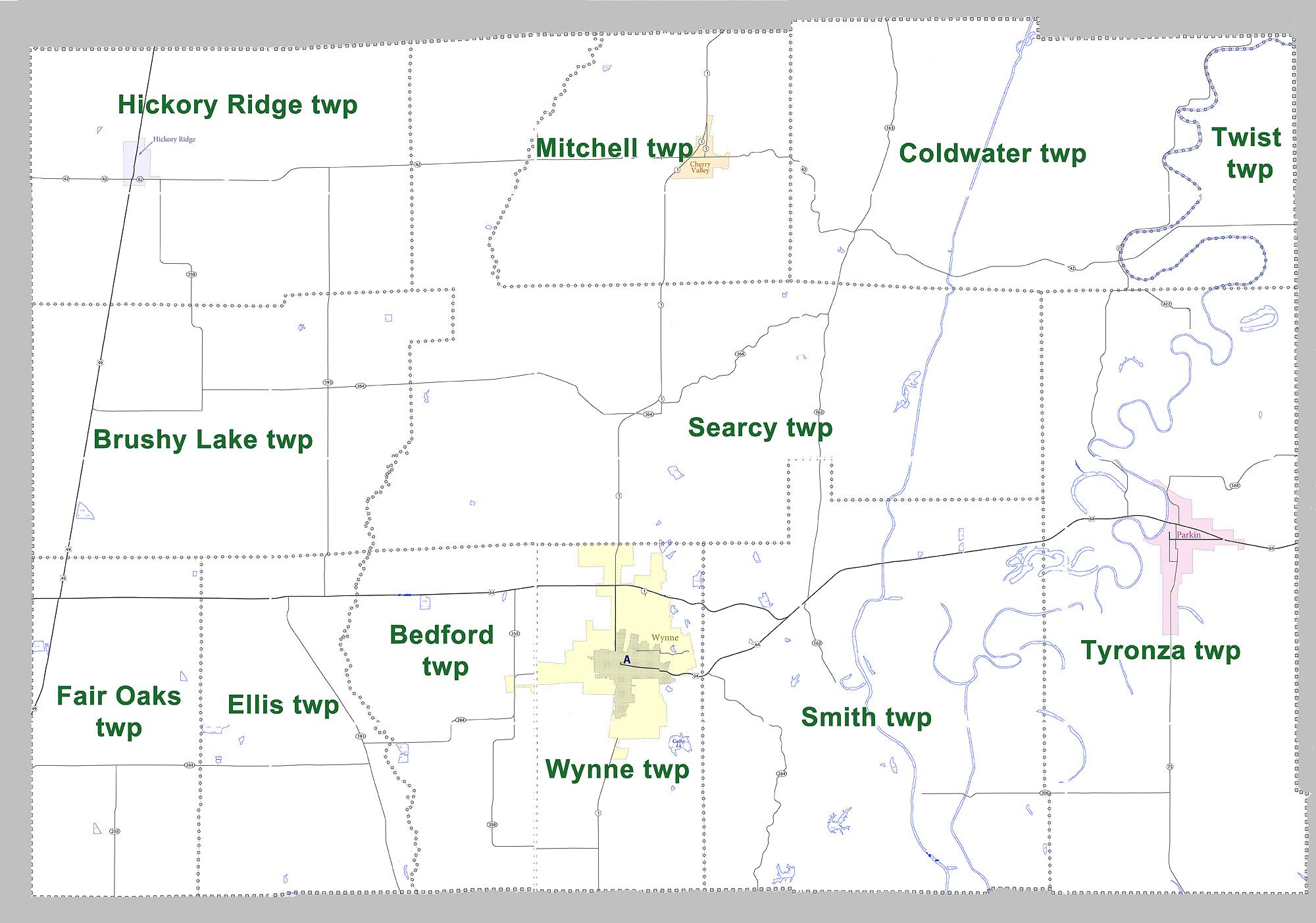 File:Cross County Arkansas 2010 Township Map large.jpg - Wikimedia ...
