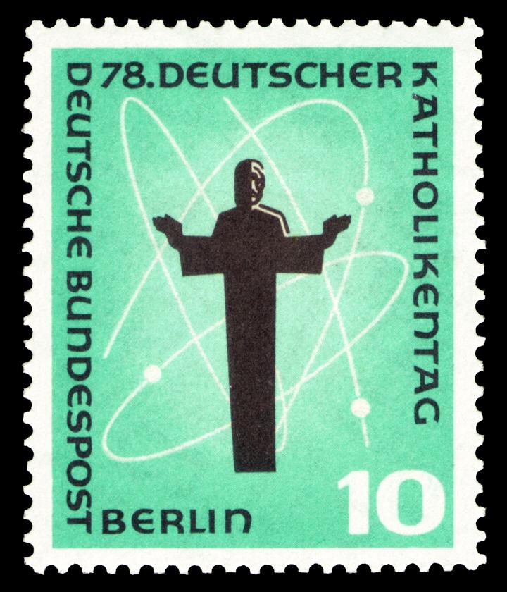 Briefmarken Jahrgang 1958 Der Deutschen Bundespost Berlin Wikiwand