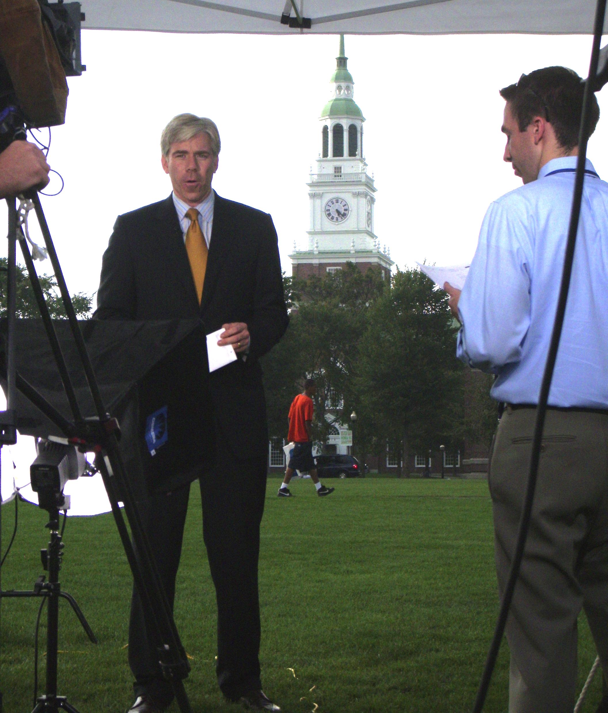 meet the press guest moderators for presidential debates