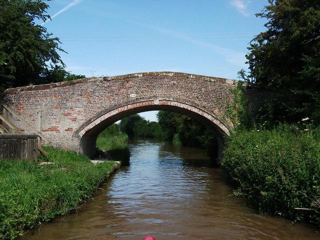 Davies's Bridge, Waverton