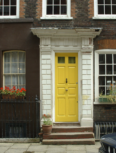File Doorway Of House In Elder Street  Spitalfields  London - Geograph Org Uk