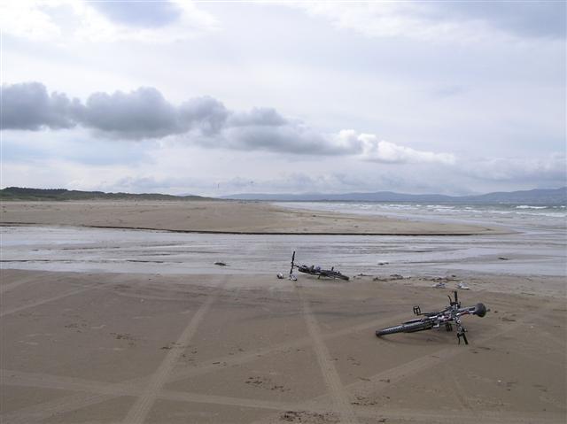 Beach Near Londonderry