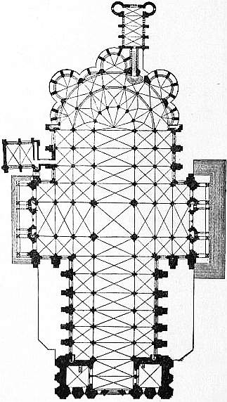EB1911 Cathedral - Fig. 5.—Plan of Chartres Cathedral.jpg