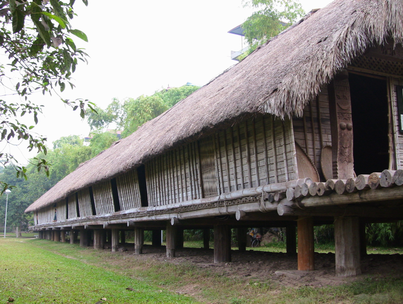 Long house Kuching