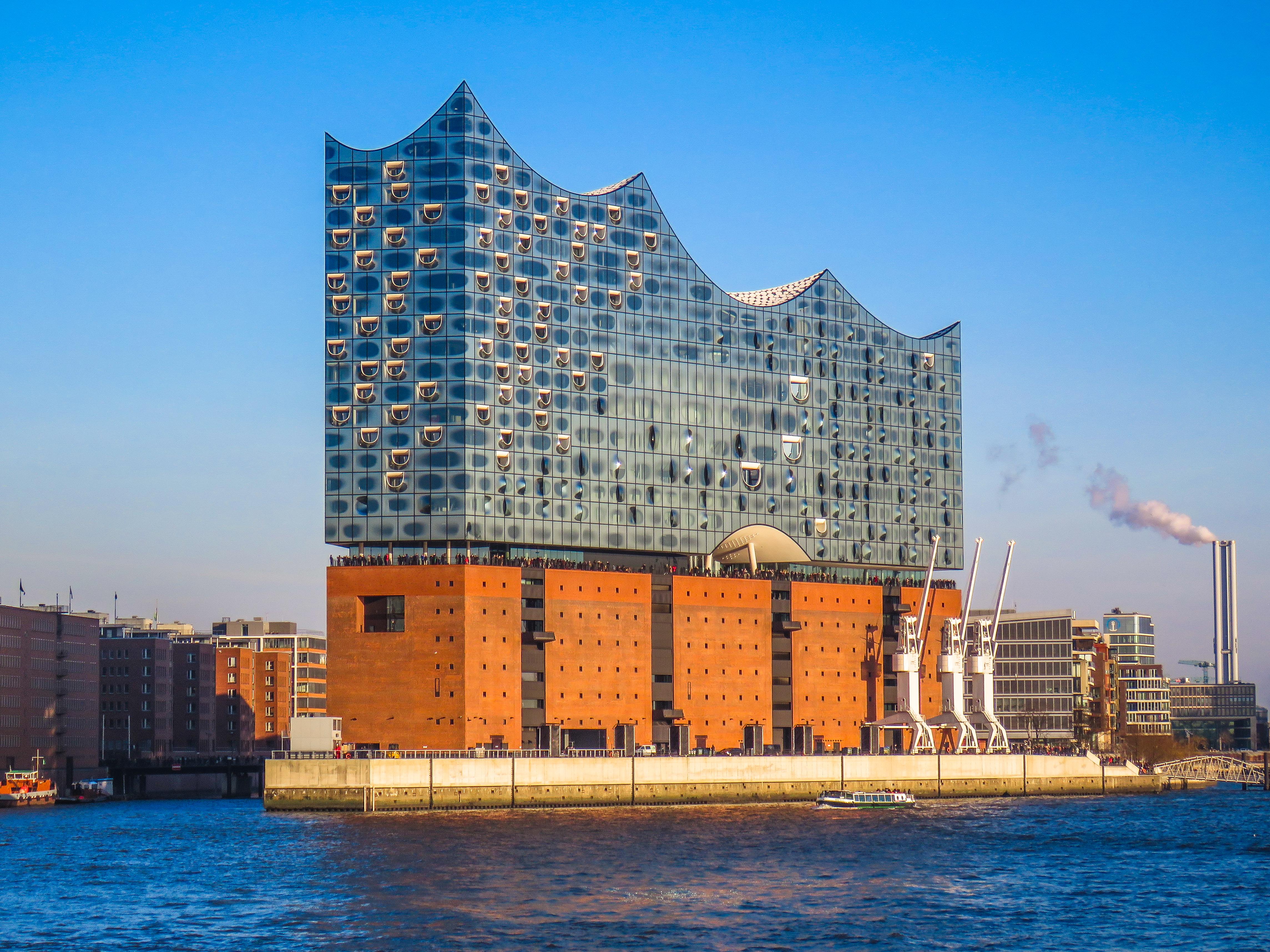 Baufirma Hamburg elbphilharmonie