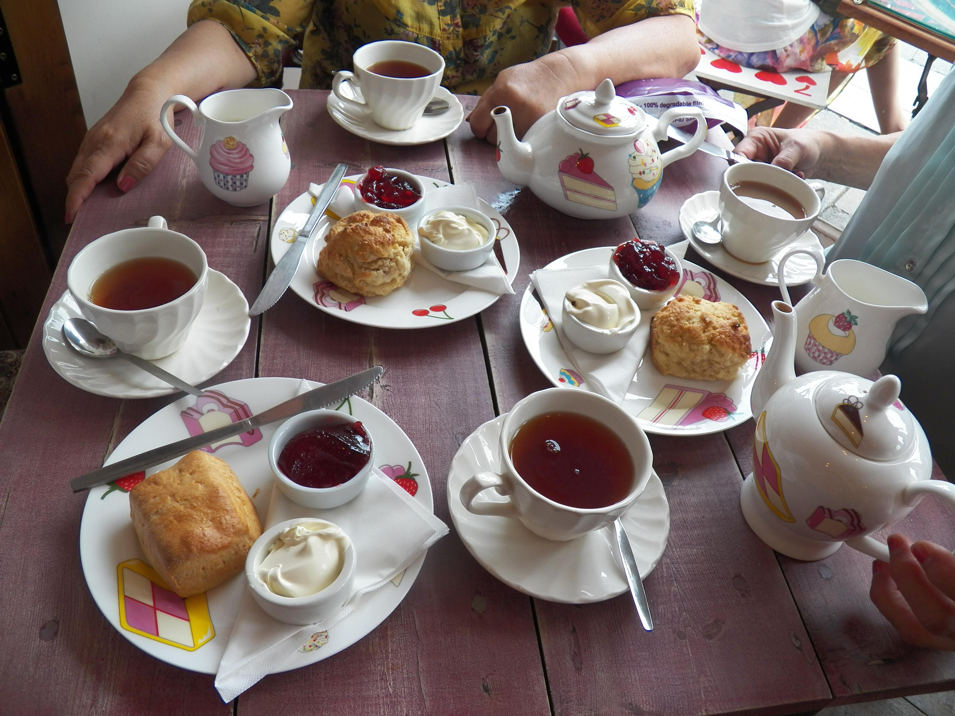 Afternoon Tea Bath Pump Room Group Rates