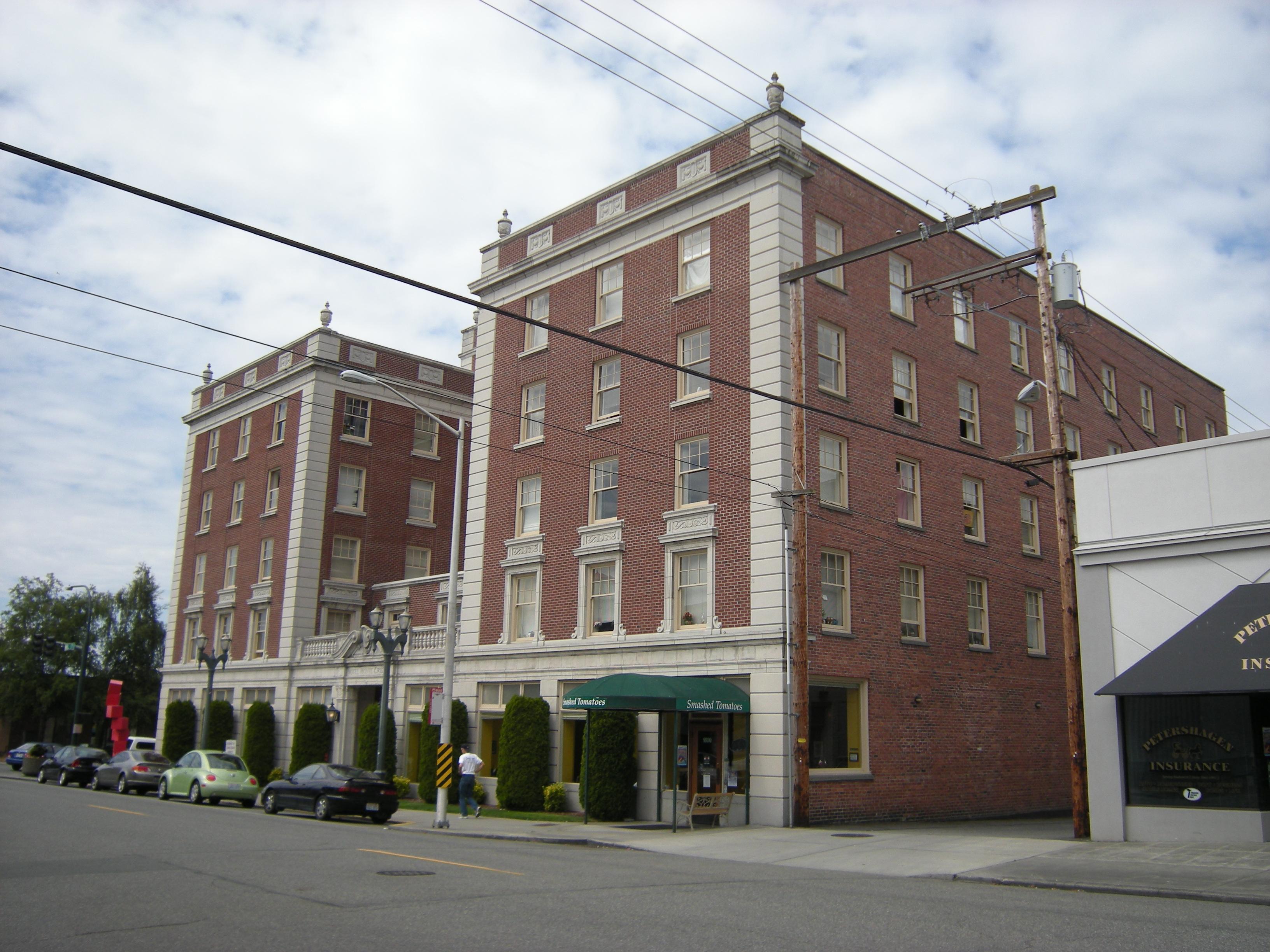 File Everett Wa Monte Cristo Hotel 01 Jpg