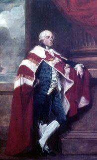 Francis Reynolds-Moreton, 3rd Baron Ducie Great Britain politician