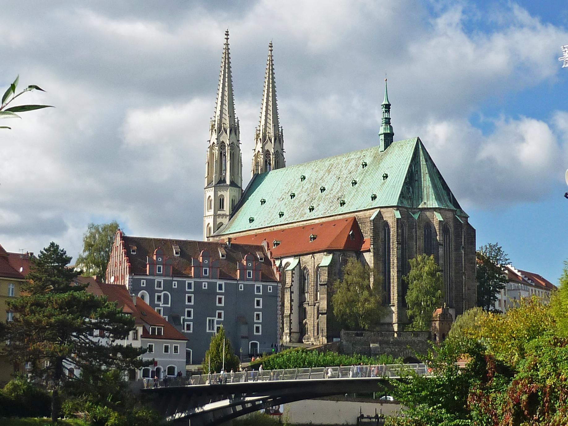 Znalezione obrazy dla zapytania peterskirche goerlitz