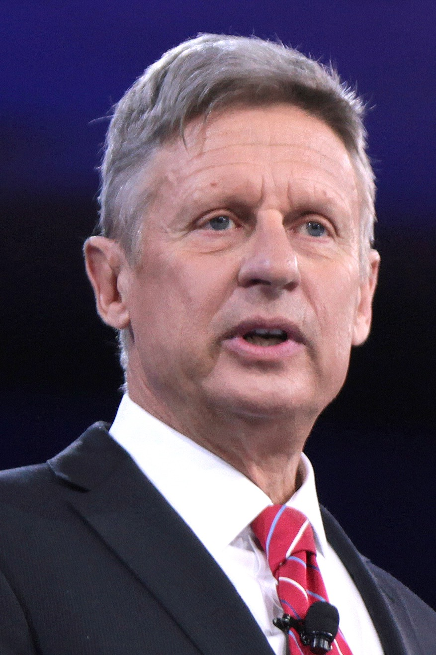 Gary Johnson - Simple English Wikipedia, the free encyclopedia