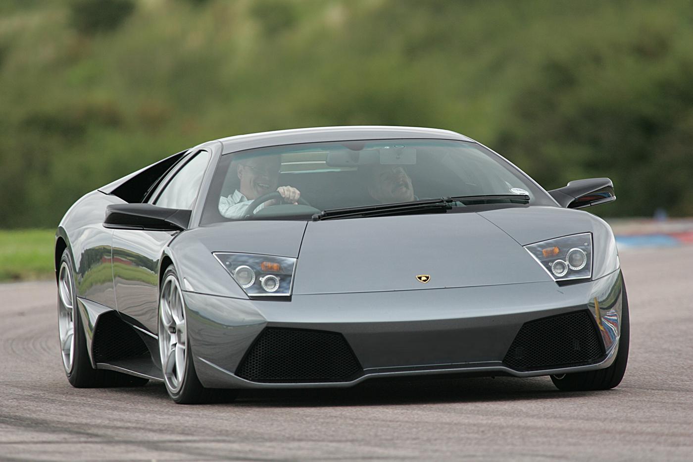 Lamborghini Murcielago Pics