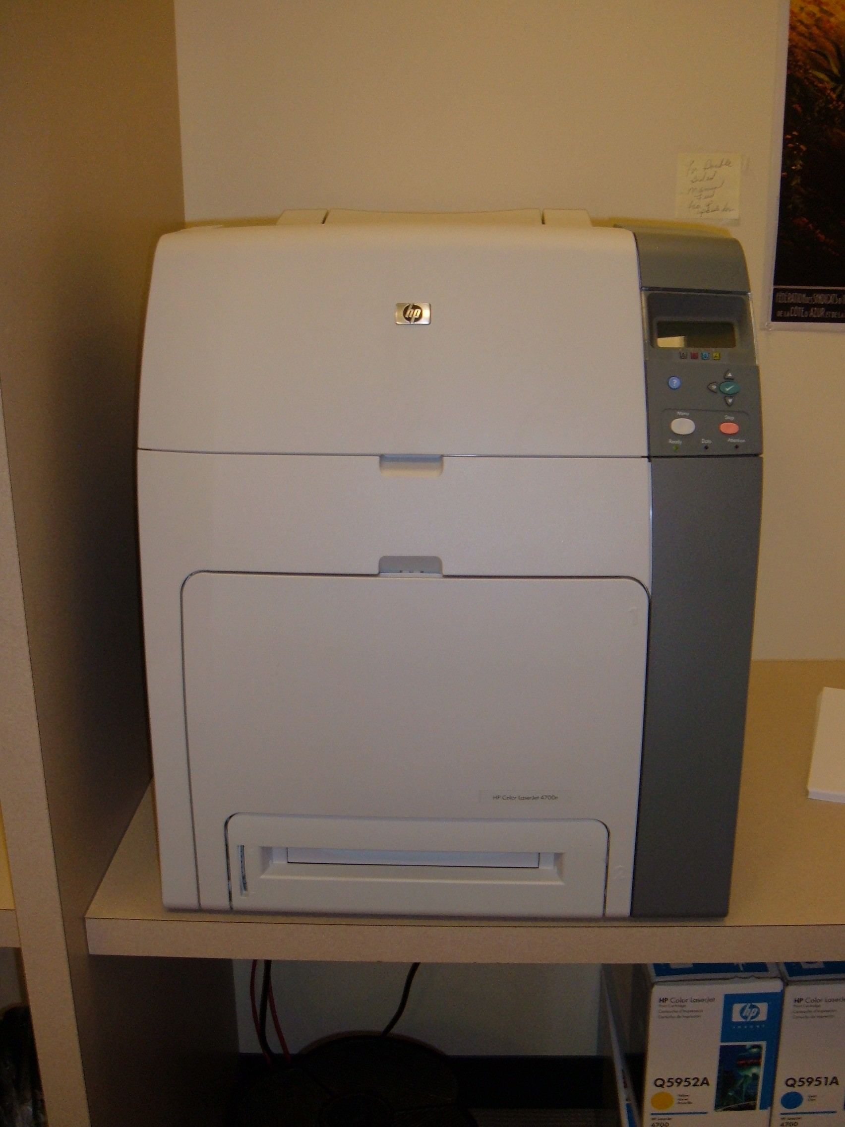 Hp Color Laserjet Pro Mfp Mfnw Usage Page